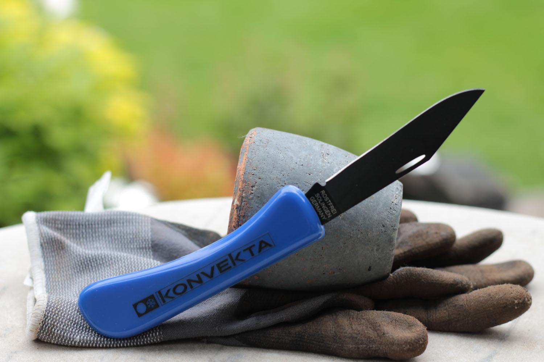 Blaues Taschenmesser 6304